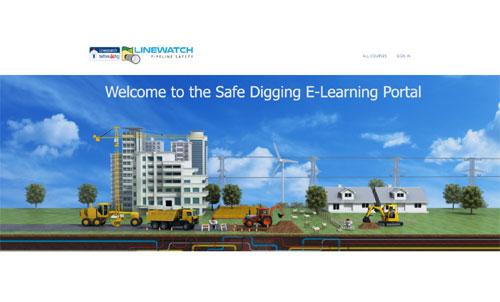 Safe digging eLearning programme